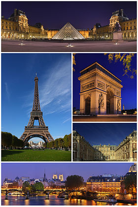 2017年全球10大最优雅城市