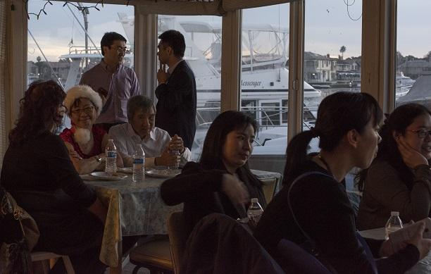 美国华裔教授专家网年度聚会:柴海鹰领事、单舒瓯教授、孙仁教授、陈百助教授、张劲松教授等23位专家学者获奖