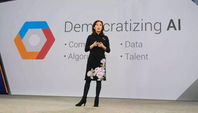 李飞飞率Google AI重返中国
