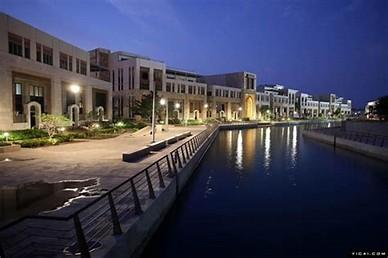令世人叹为观止的沙特国王科技大学