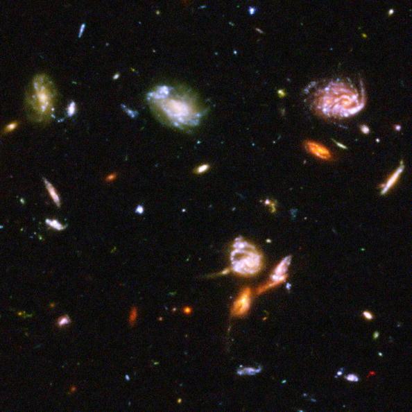 宇宙中神秘的暗物质你都了解吗?