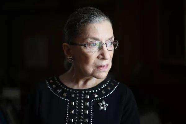 美国最高法院女大法官金斯伯格:希望这6个人生经验能帮助你的女儿