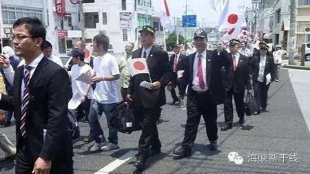杨振明教授2014记述:台湾竟然还有那么多日本人