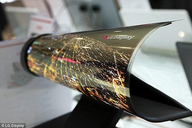 斯坦福大学研发超薄芯片问世 屏幕有望卷起来放入包中