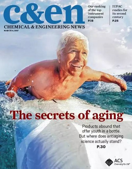 《C&EN》: 吹散抗衰老研究的迷雾