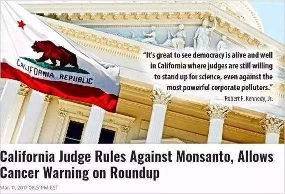 美法院作出关于转基因的里程碑式判决