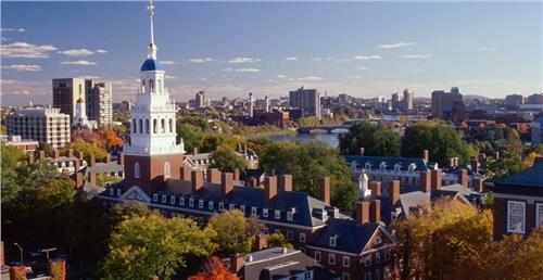 2017年美国常春藤大学录取率出炉