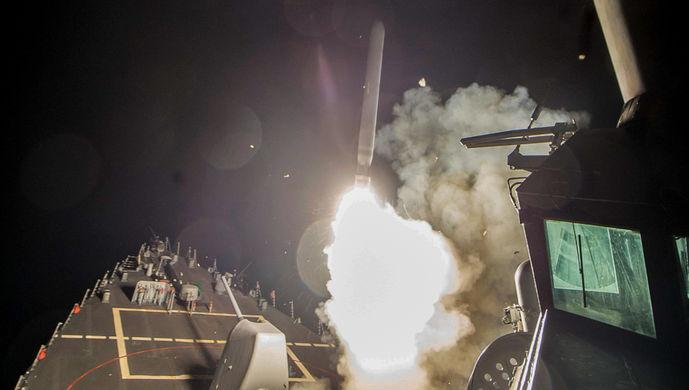 金良祥:美国军事打击叙利亚背后的战略逻辑