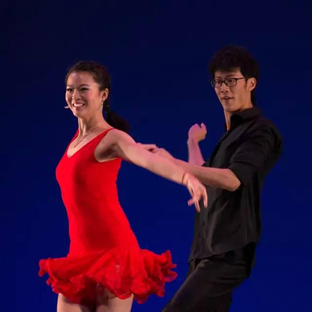 美西南学联、UCLA国标舞队,Modern联合打造的视觉盛宴 (4/23)