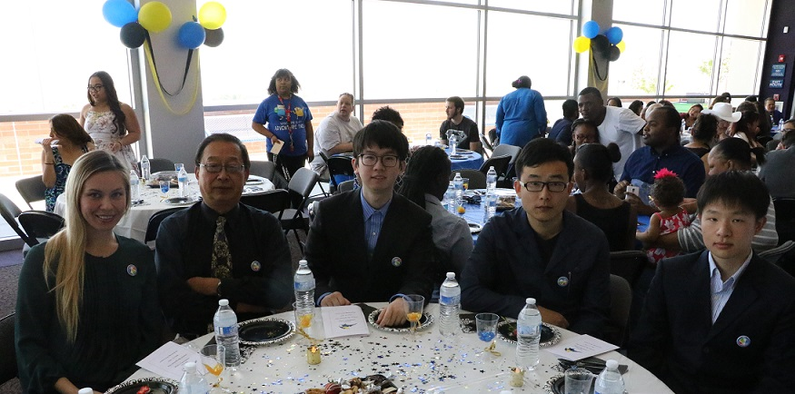 Student Recognition Day:巴斯度国际学生联合会7位理事获奖