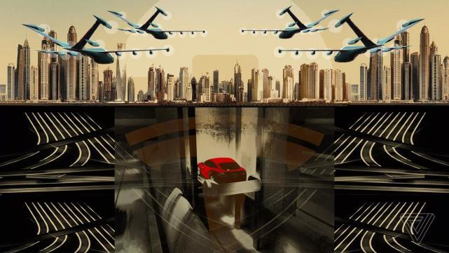 飞行汽车离我们不远了,可它真能拯救糟糕的交通吗?