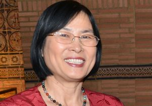 Peggy McInerny:ASA honors professor Min Zhou with distinguished career award