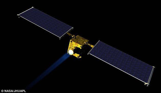 """NASA拟发射""""冰箱飞船""""高速撞击危险小行星改变轨迹"""