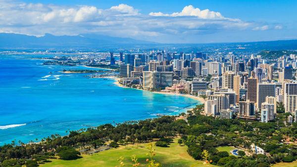 经济学人智�旃�布2017年全球宜居城市指数:美国排名靠前的10个城市