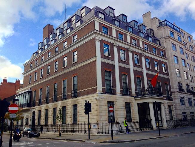 中华人民共和国驻大不列颠及北爱尔兰联合王国大使馆 领事服务