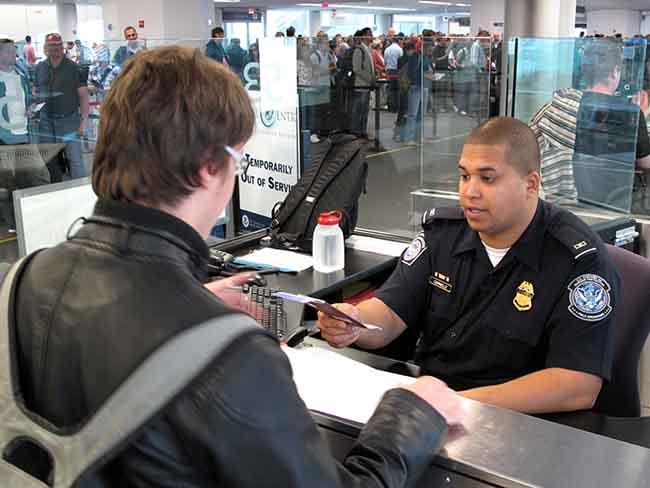美国移民体检、面谈及绿卡赴美报到手续参考