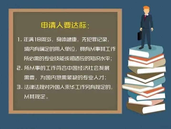 中国外国专家局:外国人如何在中国合法工作?
