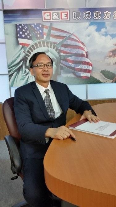 """陈岳云教授接受��专�L: 展望""""金砖五国""""的发展与合作"""