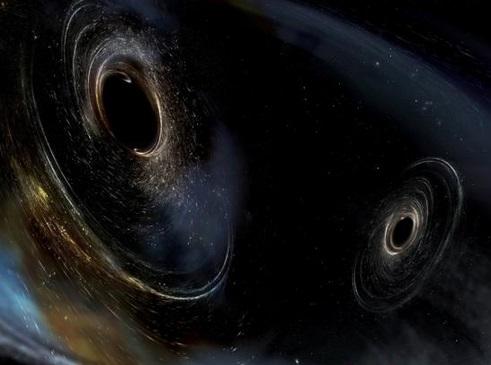 日本庆应义塾大学: 银河系中心附近发现中等黑洞 质量为太阳10万倍