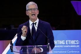 苹果公司首席执行官Tim Cook:大数据正被人类和社会武器化