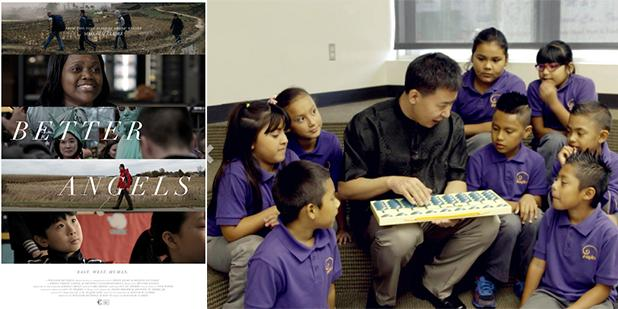 USC U.S.-China Institute Screening:Better Angels(10/24)