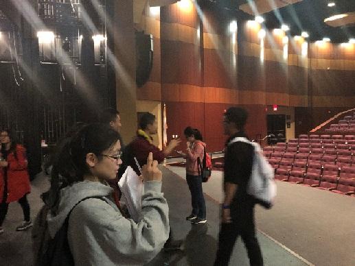 北京交大、华东师大、山东大学和辽宁大学友好交流团访问Barstow