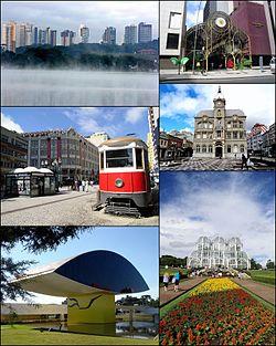 城市生态科技的典范 Curitiba:全中国城市学习的榜样