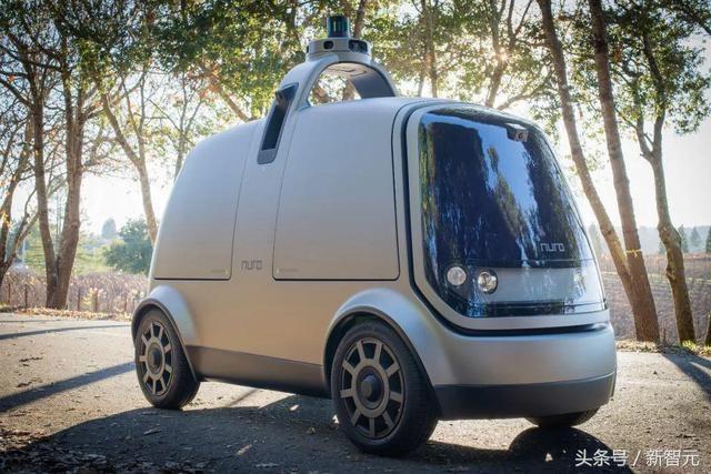 New Robotics 朱佳俊和Dave Ferguson:第一款L4无人驾驶配送车上路