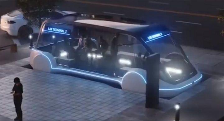马斯克将打造时速200公里的大都会地下超级快速道路