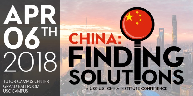 USC US - CHINA INSTITUTE: