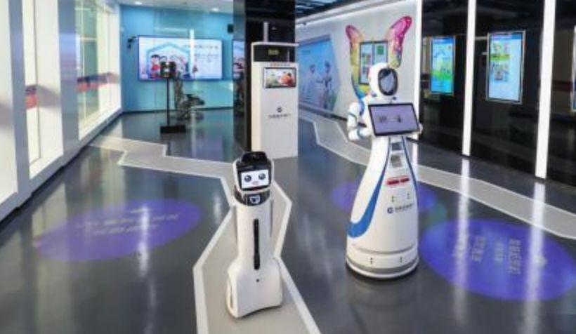 实现多项AR&VR科技 中国第一家无人银行在上海正式运作