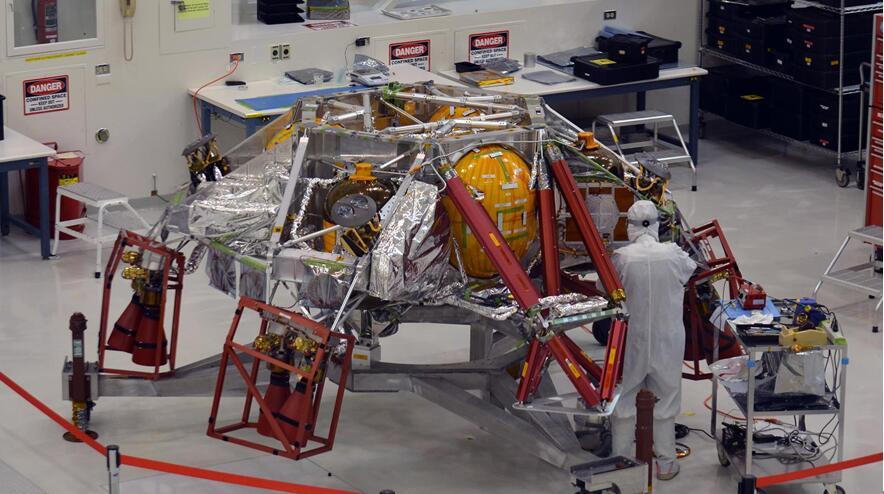 NASA开始新一代火星车装配工作 2020年7月启程