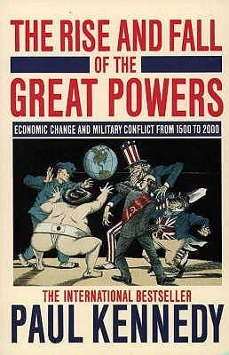 《大国的兴衰》作者Paul Kennedy:中国崛起是否威胁美国第一的地位?