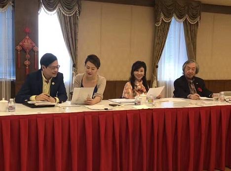 2018国泰奖学金和晨光奖学金评审工作日前在中国驻洛杉矶总领馆完成