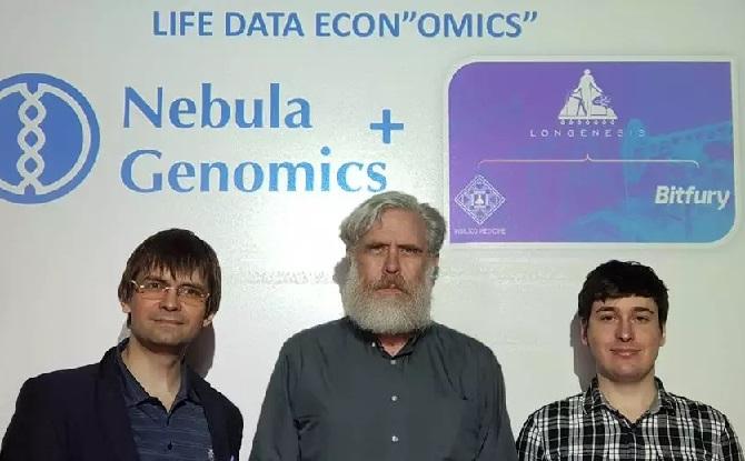 哈佛教授George Church的区块链医疗公司与AI公司联手进军生命数据