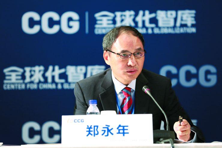 郑永年:中国仍要低调 韬光养晦