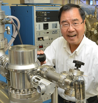 UCLA物理�W家王康隆�@得IUPAP�C��