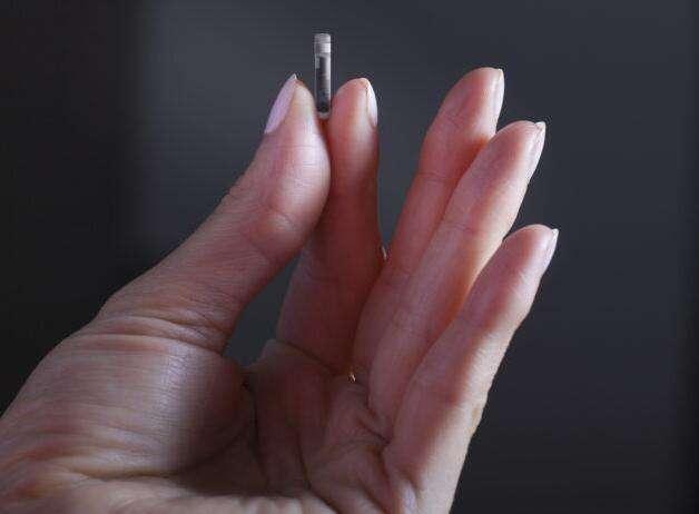 FDA首次批准Eversense 传感器可完全植入葡萄糖监测设备在美上市