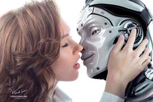 纽约艺术家刘菲用开源技术为自己创设了一个满足情感需求的机器人男友