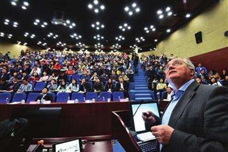 中国科技部《关于推进外籍科学家深入参与国家科技计划的指导意见》