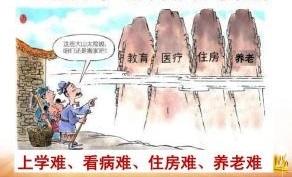 """李玲:中国在民生领域盲目""""与国际接轨""""导致今天的""""四座大山"""""""