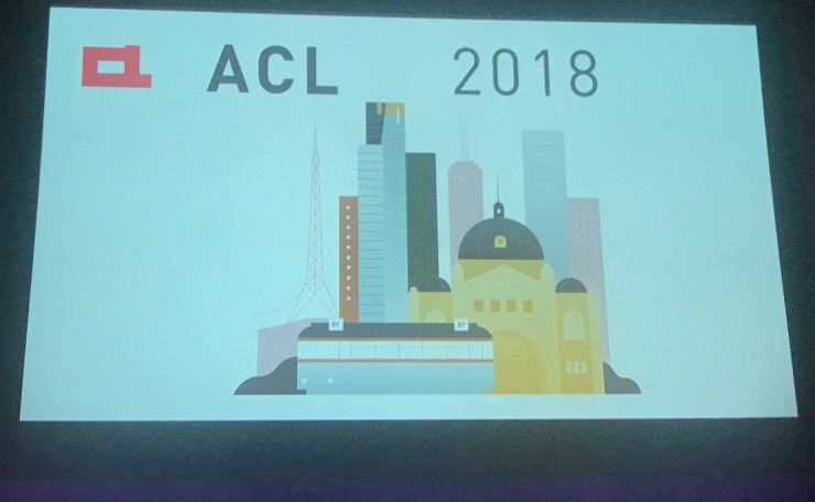 ACL公布2018 终身成就奖