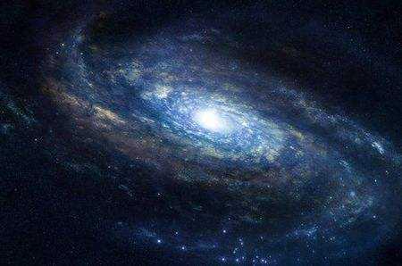 """银河系或源自与""""香肠""""星系相撞  穿越银河系银盘需光速飞行20万年"""
