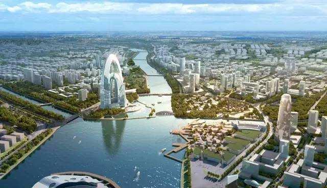 雄安新区面向全球征集启动区城市设计方案