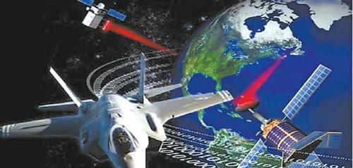 """为对付中俄 美国将在2020年完成组建""""太空部队"""""""