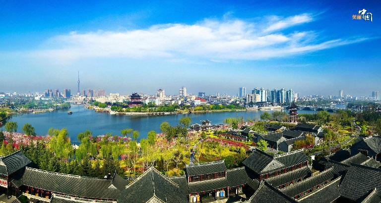"""2018""""才富泰州""""暨中国医药城高层次人才创新创业大赛正式启动"""