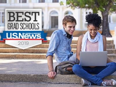 USNews:2019年美国最佳研究生院排名和最佳大学排名