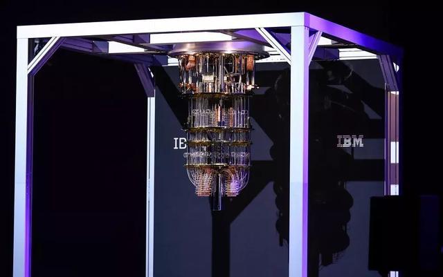 IBM宣布:第一台量子计算机将面市