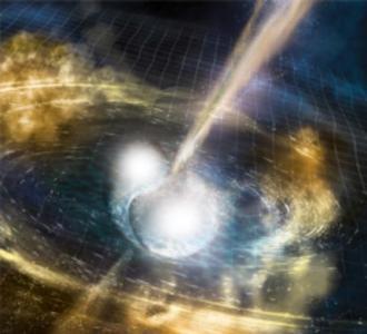 """加州理工学院等对""""中子星并合产生引力波""""有了定论"""