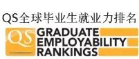 《2019年QS全球毕业生就业竞争能力排名》